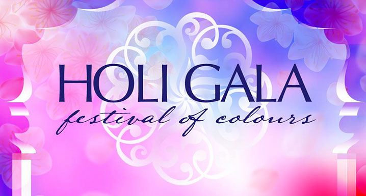 Holi Gala logo