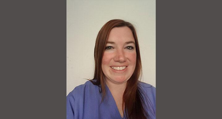 Laura Gibson, Resource Nurse at Brampton Civic Hospital