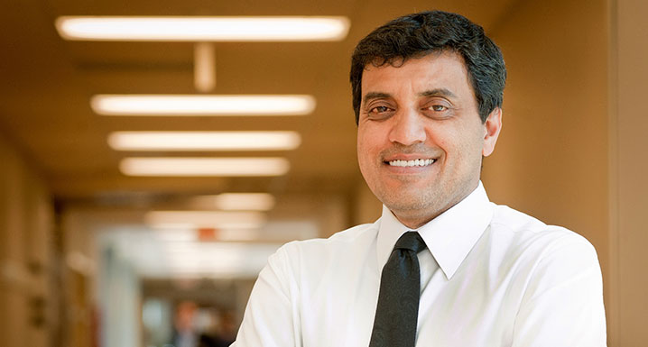 Dr. Naveed Mohammad, President and CEO, William Osler Health System