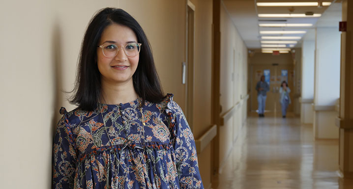 Alina Rashid, Oncology Clinic Pharmacist and Oral Anticancer Therapy Program Lead